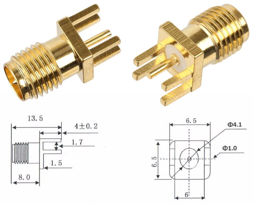RP SMA connector
