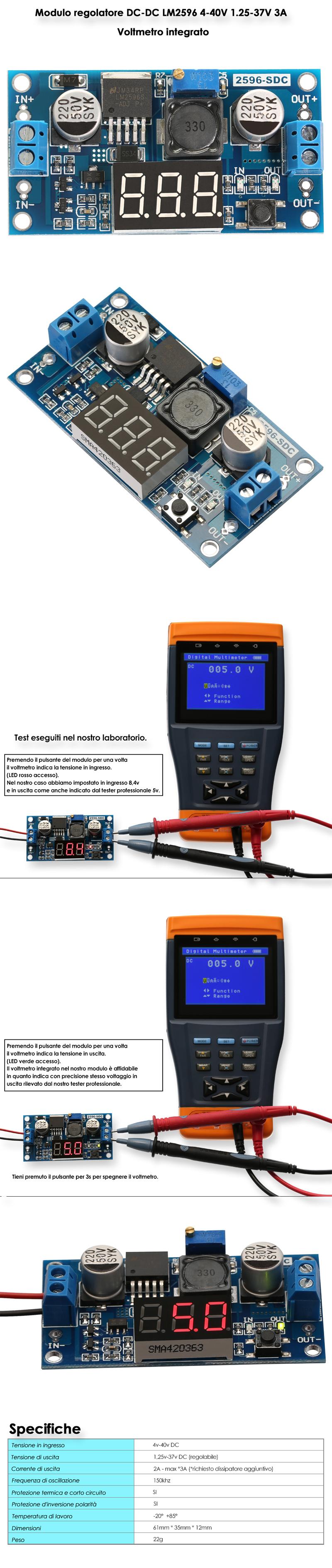regolatore-di-tensione-con-voltmetro-12v-to-5v-accessori-per-fpv-007-systems-lm2596-step-down